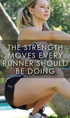 Runners are a frequently injured group. But even a small amount of regular strength training improves your structural fitness so you can stay healthy while running. Here are the most effective strength workouts you should be doing if you're a runner. Running Training Plan, Strength Training For Runners, Running Workouts, Running Hacks, Running Humor, Strength Exercises For Runners, Weight Training For Runners, Hip Strengthening Exercises, Cross Training Workouts