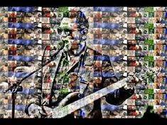 Image result for photoshop portrait mosaic