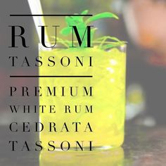 """Rum Tassoni - """"May your anchor be tight your cork be loose your rum be spiced and your compass be true."""" 