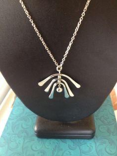 Avon 1970's Windchime Necklace by ChristinaJoyG on Etsy
