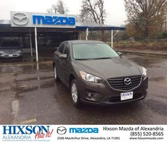 Really enjoyed dealing with Hixson on my CX-5. They were always able to work out what we were wanting on the sale. - Eddie & Elizabeth Deshotel #HappyCustomers #HixsonHasIt