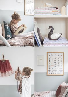 Lola's Bedroom: Before & After! - Avenue Lifestyle Avenue Lifestyle