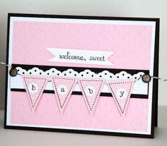 Jill's Card Creations: Baby Boy or Girl!