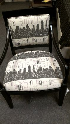 Sex and the City Chair!! #sexandthecity