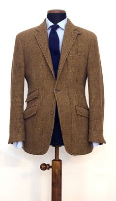 kleidsam: Bring winter on. gntstyle: tweed is the answer!