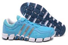 Adidas Caterpillar Series 4.0 Frauen Blau Weiß