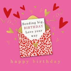 Happy Birthday Greetings Friends, Happy Birthday Art, Birthday Poems, Happy Birthday Wishes Cards, Birthday Wishes And Images, Birthday Blessings, Birthday Wishes Quotes, Birthday Pictures, Birthday Fun