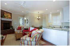The Finest Homes...Anywhere!: Floorplan Friday - Mother-in-Law Suite
