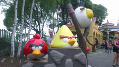 Angry Birds Land, Finland!
