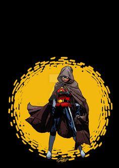 Damian Wayne by Kelikala                                                       …