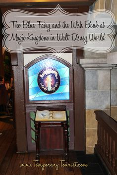 Writing Your Wish in the Wish Book at Magic Kingdom WDW