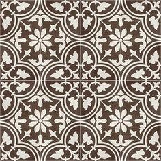 Textures Texture seamless | Victorian cement floor tile uni colour texture seamless 16830 | Textures - ARCHITECTURE - TILES INTERIOR - Cement - Encaustic - Victorian | Sketchuptexture