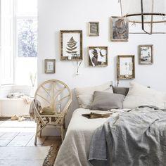 VT Wonen Decoratie Frame Hout 40x30cm | Fotolijstjes | Loft55 Oriental Furniture, Furniture Deals, Neutral Colors, Sweet Home, Bedroom Decor, Gallery Wall, Art Deco, Blanket, Interior Design