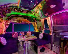 caravan design 392165080050897384 - The Dubai Airstream Source by patileite Airstream, Camper Interior Design, Trailer Interior, Gypsy Living, Van Living, New Life, School Bus House, Retro Caravan, Caravan Renovation