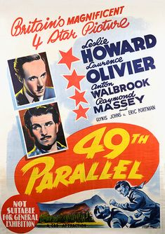 Image result for 49th parallel 1942