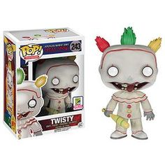 [American Horror Story: Pop! Vinyl Figure: Unmasked Twisty (Product Image)]