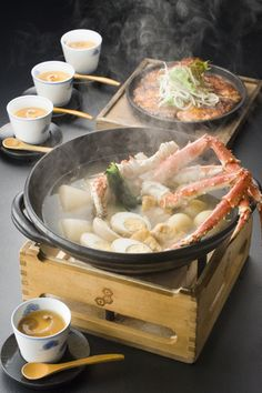 Nabe-Ryori, Japanese Style Hot Pot Cuisine|鍋もの                              …