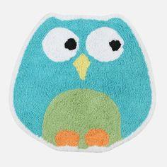 Saturday Knight Ltd. Owl Tufted Rug: Shopko
