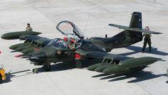 - El anuncio hecho por El Salvador de la compra de 10 aviones de combate usados A-37 a Chile ha provocado la inmediata reacción de Honduras