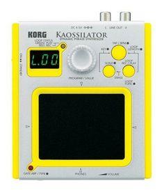 /** Priceshoppers.fr **/ Korg - Groove machines Kaossilator