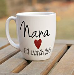 Hey, I found this really awesome Etsy listing at https://www.etsy.com/listing/224748458/nana-mug-new-nana-gift-nana-coffee-mug