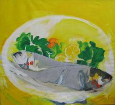 Arte en Buenos Aires.Pintura de Mariana Jasovich