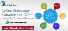 Reputation Management, Digital Marketing Services, The Prestige, Social Media, Blog, Blogging, Social Networks, Social Media Tips