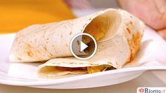 Burrito di pollo