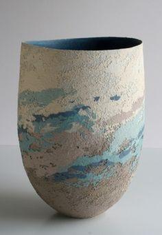 lukewarmer:  muhuhu:  biff:  Clare Conrad - stoneware ceramics - gallery