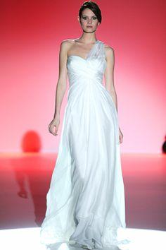 wedding gown by Hannibal Laguna