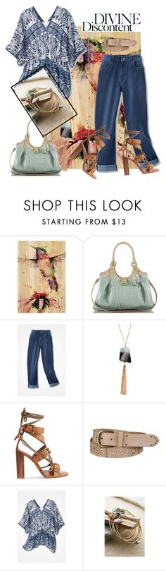 """""""Love being comfortable"""" by chris1017 ❤ liked on Polyvore featuring Brahmin, Influence, Etro and maurices"""