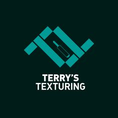 Time to start getting up logo conceptz and real biz's. Are you ready for this? Cause they are coming on strong, and won't stop for nobody. Logo for Terry's Texturing, who does custom stucco and masonry work.