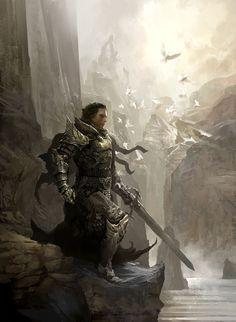 Logan, Knight Errant