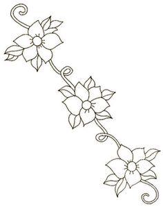 Ju Luminárias - Luminárias em PVC: Moldes para luminárias florais