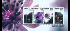 Summer Flowers issued in 2011 by Denmark. #flowers #summer #stamps http://www.wopa-stamps.com/index.php?controller=country&action=stampIssue&id=3665