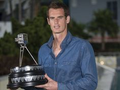 Sports Personality of the Year Andy Murray takes BBC prize while Lions receive double honour Murray Tennis, One Step Beyond, Davis Cup, Sports Personality, Andy Murray, World Of Sports, Wimbledon, Tennis Players, Leeds