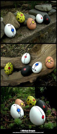 Portal Eggs by MirkanOregon on DeviantArt