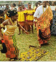 Ivory Coast Traditional Wedding