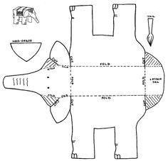 FREE Ancient Egypt Activity Village Printables ~ approx