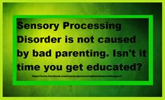 What is SPD?  This is a website called Sensory Processing Disorder Parent Support. It give multiple check list that you can use to help figure out symptoms your child has of SPD