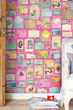 You've got mail wallpaper via V i n ⓣ a g e . P o p