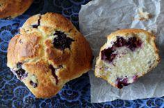 Blueberry Buttermilk Muffin