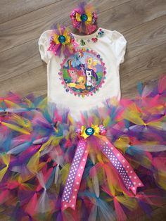 LITTLE CHARMERS OUTFIT SIZE 2T 3T 4T NEW!