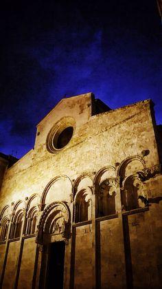 Cattedrale di Santa Maria della Purificazione nel Borgo Vecchio. #termoli #cipiace