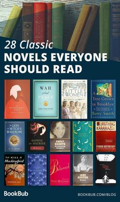 The Best Classic Novels of All-Time, According to Readers As voted on by readers, these are the essential classic novels that everyone should read at some point in their life. The Best Classic Novels of All-Time, According to Readers Books Everyone Should Read, Best Books To Read, New Books, Best Books Of All Time, Books To Read In Your 20s, Best Fiction Books, Books To Read Before You Die, Historical Fiction Books, Great Books