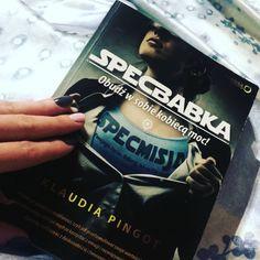 #specbabka #klaudiapingot #książka #book #readbook #rest #relaxation #mute 📖