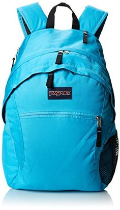 JanSport Wasabi Backpack - 1950cu in Mammoth Blue One Size