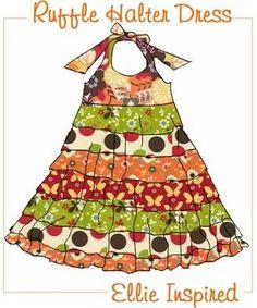 Free girls dress pattern  | followpics.co