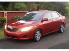 TOYOTA COROLLA 2009 AUT. FULL LABELS , Toyota Puerto Rico