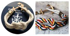 Inspiration DIY, for you men Braclets Diy, Diy Bracelets With String, Bracelets For Men, Fashion Bracelets, Diamond Bracelets, Bangles, Diy Jewelry, Handmade Jewelry, Diy Cadeau Noel